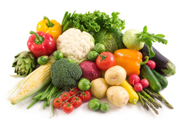 healthy eating fruit and vegetables