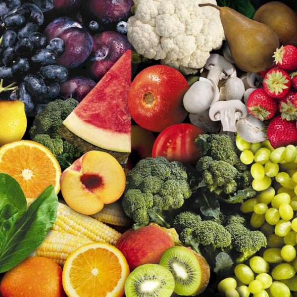 fruits and vegetables for a healthy pregnancy